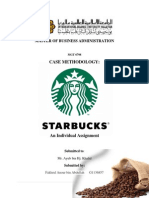 CASE METHODOLOGY - Starbuck