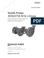 B3656M-L Brochure y Curvas