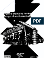 Worked Examples for the Design of Steel Structures