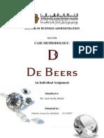 CASE METHODOLOGY - De Beers