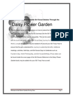 D1 - Daisy Flower Garden Meeting Plans