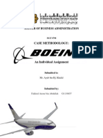 CASE METHODOLOGY - Boeing