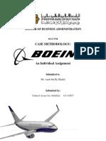 CASE METHODOLOGY - Boeing