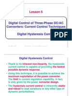 Digital Control Applications in Power Electronics Lez5