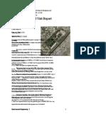 Technical Visit Report1