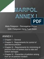MARPOL ANNEX I CHAPTER I