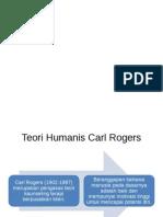Teori Humanis, Behavioris, Kognitif