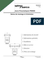 Spirax sarco PN9000 Servomoteur pneumatiques - notice de montage et d'entretien - Spirax sarco.pdf