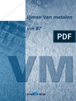 VM87 Lijmen Van Metalen