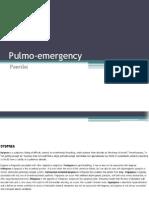 Pulmo Emergency
