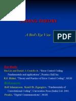 1.Coding Theory