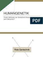 PPT Humangenetik