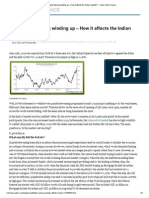 Quantitative Easing winding up – How it affects the Indian markets_ - Yahoo India Finance