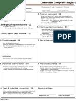 8D Analysis Report