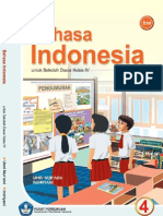 SD Kelas 4 - Bahasa Indonesia