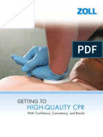 Getting to High Quality CPR