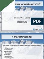 Magyar Marketing Fesztivál 2014 - Prezentáció (Polló László)