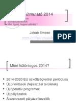Magyar Marketing Fesztivál 2014 prezentáció (Jakab Emese)