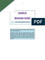 Kamus Kawi