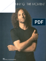 Kenny G - The Moment (Songbook)