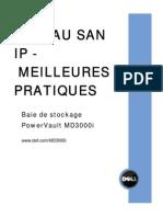 Md3000i Ip San Best Practices Whitepaper Fr