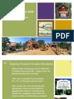 Island Housing Trust — Permanent Affordability
