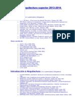 ArquitecturaSuperior2013-2014