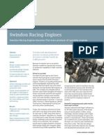 Siemens PLM Swindon Racing Cs Z3