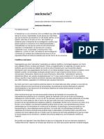 Qué es la conciencia-  Dennett.doc