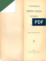 Dr. Szentkláray Jenő - A szerb monostoregyházak történeti emlékei Délmagyarországon