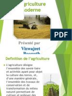 Agriculture Moderne