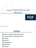 Supply Chain Drivers
