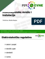 električne instalacije i rasvjeta
