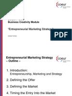 10 Entrepreneurial Marketing Strategy
