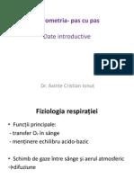 Spirometrie introducere