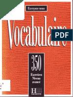 Vocabulaire Francais