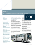 Siemens PLM Comil Cs Z3.CASE STUDY PRODUCT LIFE-CYCLE MANAGEMENT USING NX.