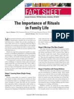 Rituals Family