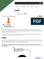 [19!8!13]Minhnhut-OOP Voi PHP