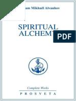 Spiritual Alchemy (Complete Works) - Aivanhov, Omraam Mikhael