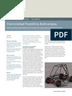 Siemens PLM Universidad Pontificia Bolivariana Cs Z3