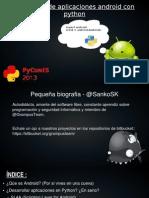 Android Python