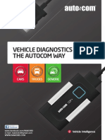 Autocom CDP+ Plus Automotive Diagnostic Tool Brochure EN