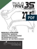 Formula 35 - Benutzerhandbuch