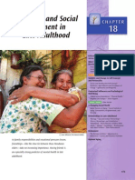 Emotional and Social Development of Elderly