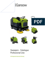Sweepers Catalog