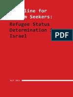 Guideline for Asylum-Seekers