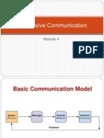 Persuasive Communication Class