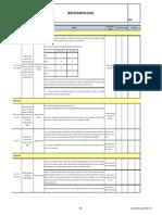 Lista de veificación Legal Ambiental  2012