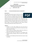 Kertas Kerja Majlis Ramah Tamah AidilAdha dan Program Korban 2013